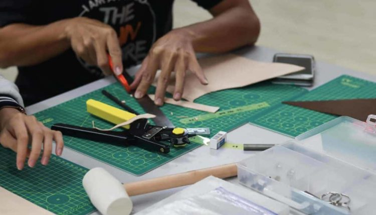 Leather Workshop Singapore6